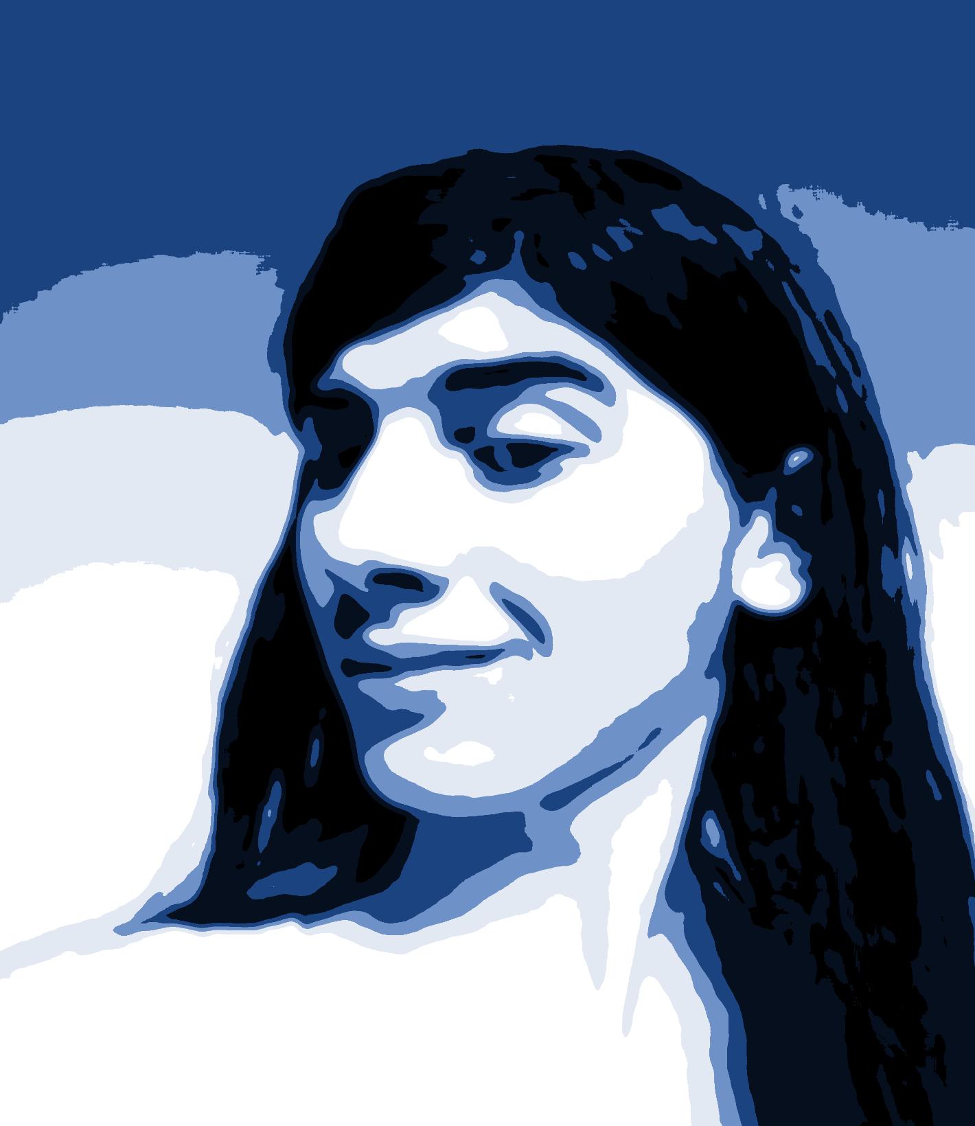 Alyssa Rosenzweig – Monochromatic Portraits with GLSL