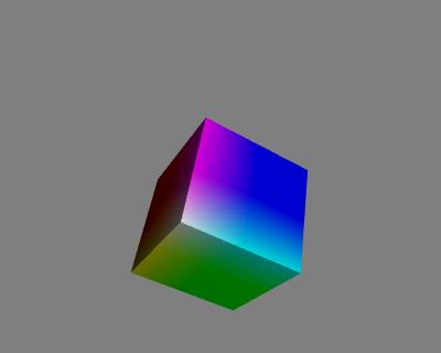 Mmm, a Moving Mesa Midgard Cube
